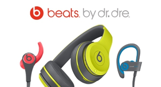 Beats. Active Collection.