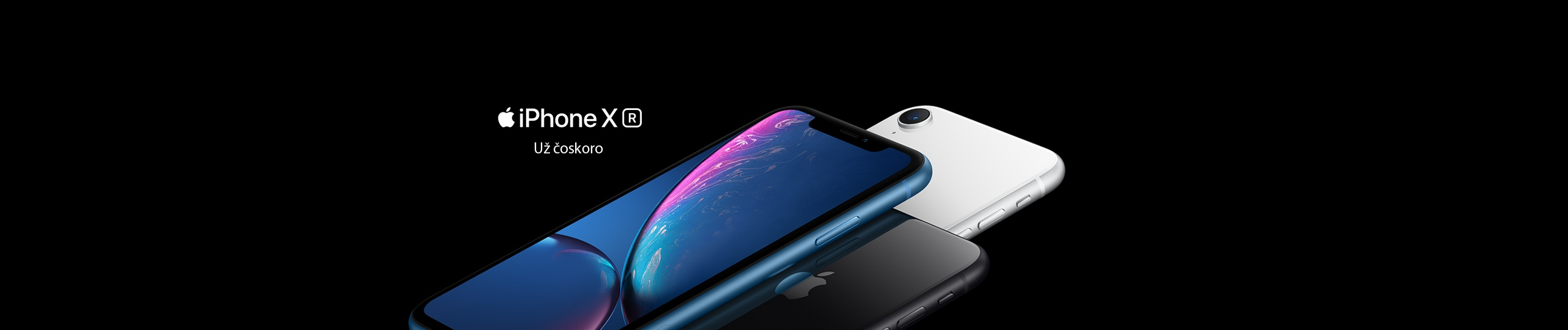 iPhone XR uz coskoro HB