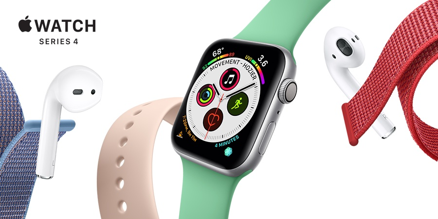 Apple Watch S4 KatTOP