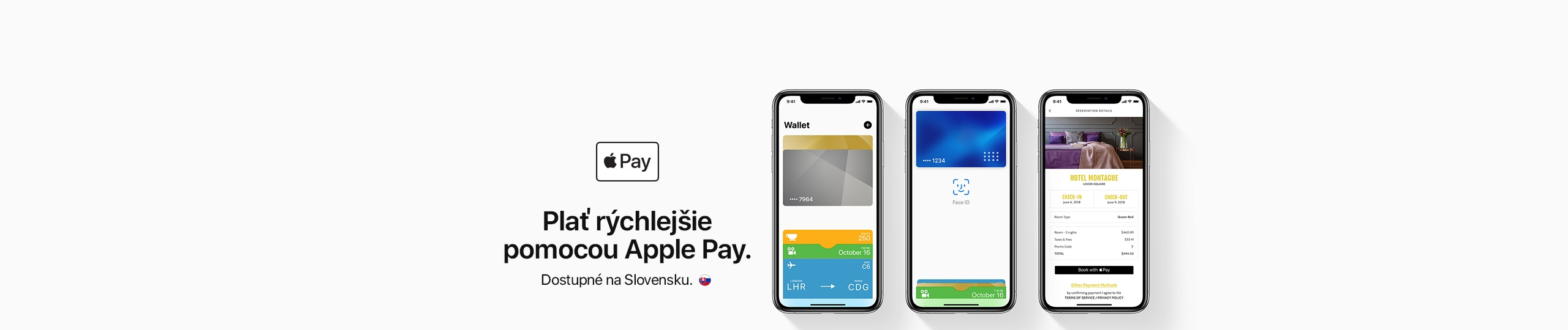 Apple Pay - Start