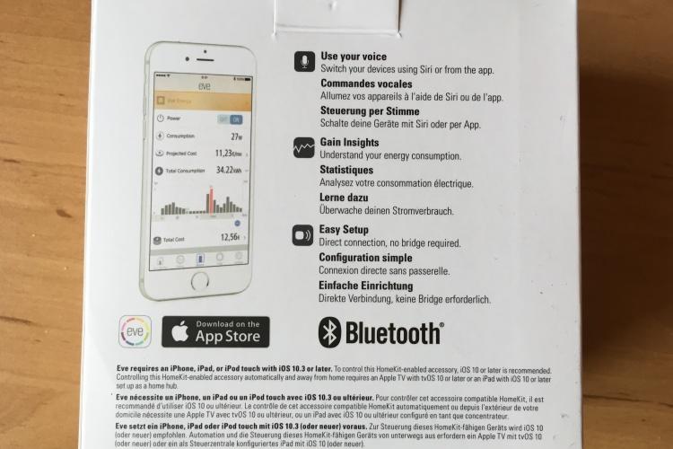 Predám Apple Obal na iPhone 8 (cerveny). Predám Predám Elgato Eve Energy 629cd2b9e2b