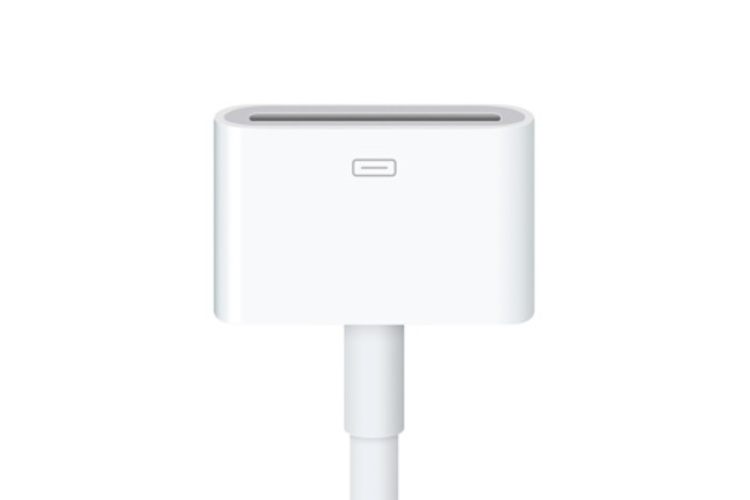 Káble a adaptéry iPhone Lightning to 30-pin Adapter 0 397536afcad