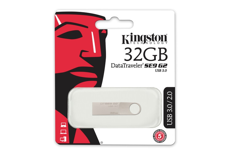 Kingston DataTraveler SE9 G2 32GB USB 3.0