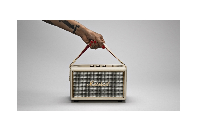 Marshall Headphones Kilburn Cream