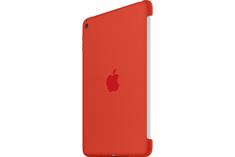 Apple iPad Mini 4 Silicone Case Orange