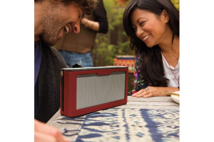 BOSE Soundlink BT III Mobile cover Deep Red