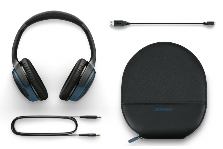 BOSE SoundLink AEW II headphones Black