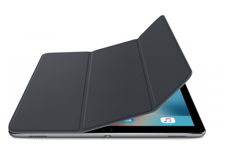 "Apple Smart Cover for iPad Pro 12.9"" Charcoal Grey"