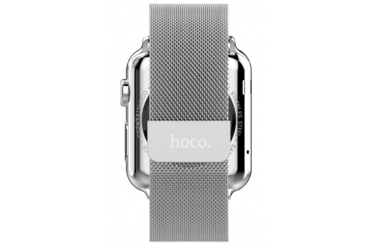 Hoco Milanese Edition 42mm Watch Silver