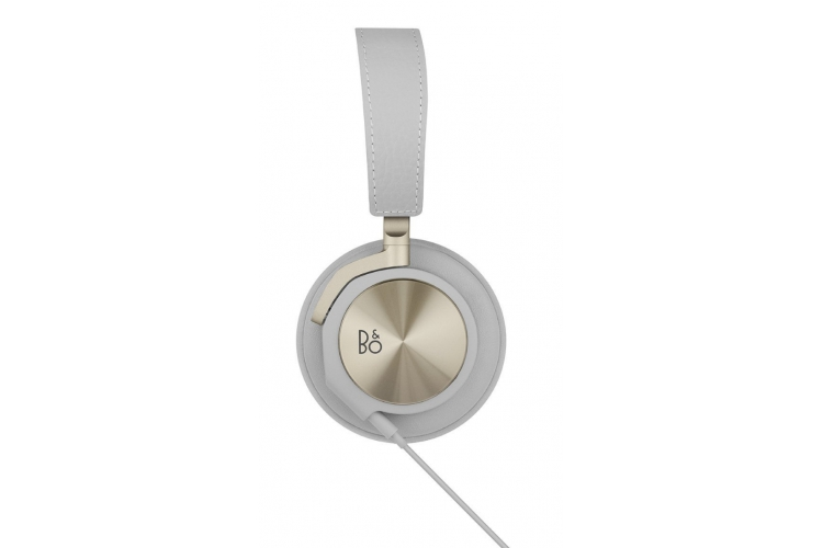 B&O Play BeoPlay H6 Headphones Champagne Grey