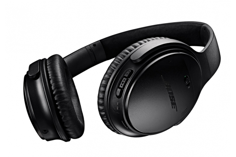 BOSE QuietComfort 35 Black