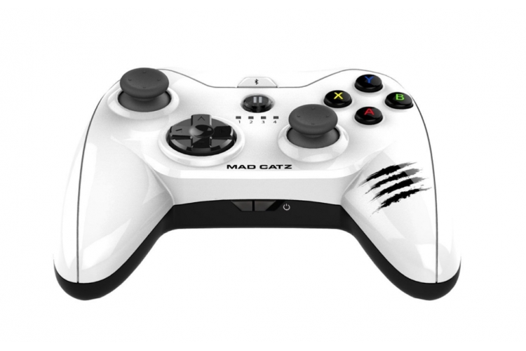Mad Catz C.T.R.L. Micro i Mobile Gamepad White
