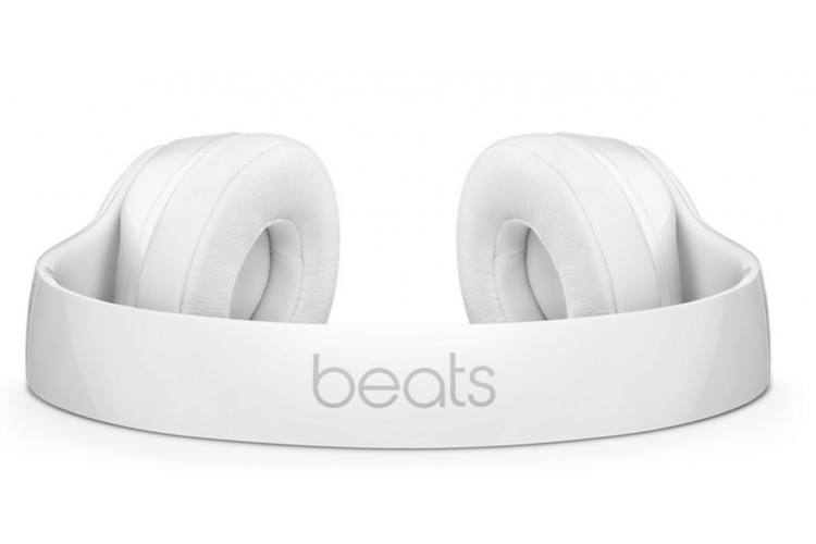 Beats by Dr.Dre Solo3 Wireless On-Ear Headphones Gloss White