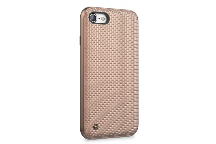 Stilmind Chain Armor iPhone 7 Cooper Gold