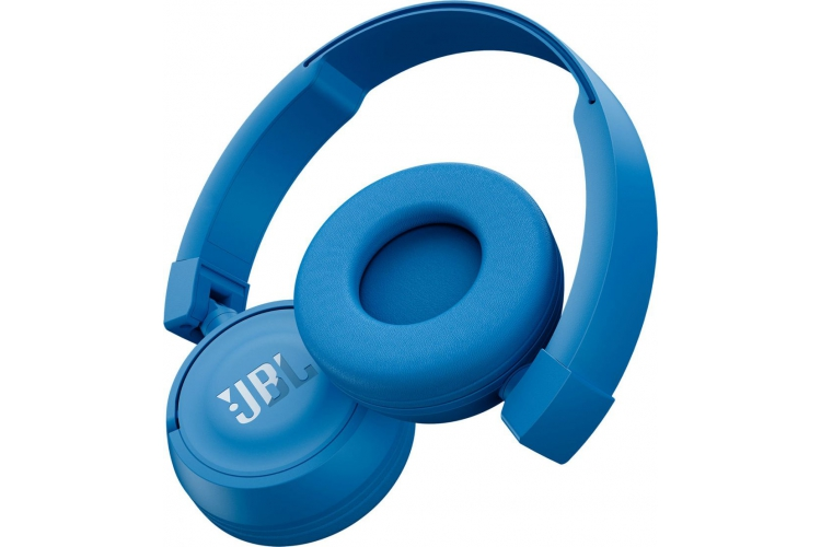 JBL T450BT On-ear Headphones Blue
