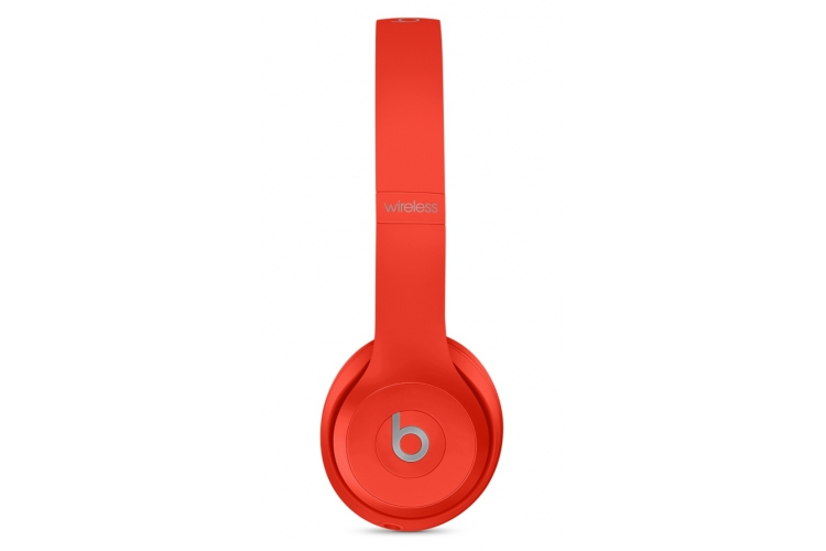 Beats by Dr.Dre Solo3 Wireless On-Ear Headphones Red