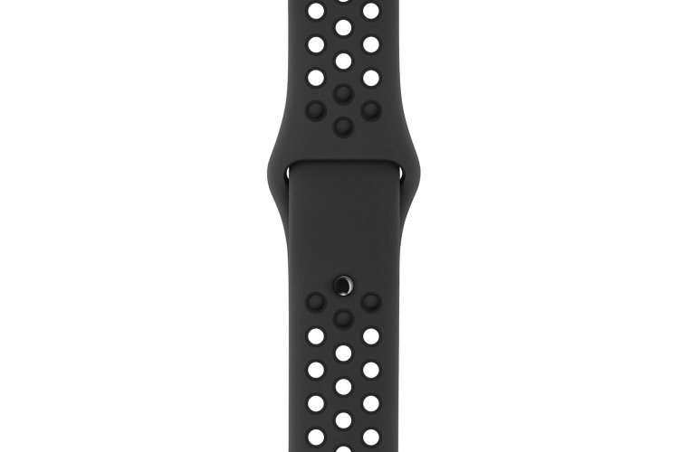 Apple 38mm Anthracite/Black Nike Sport Band