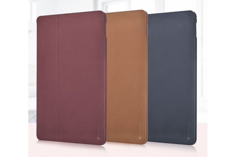 Comma Elegant Series iPad Dark Blue