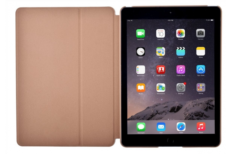 Comma Elegant Series iPad Brown