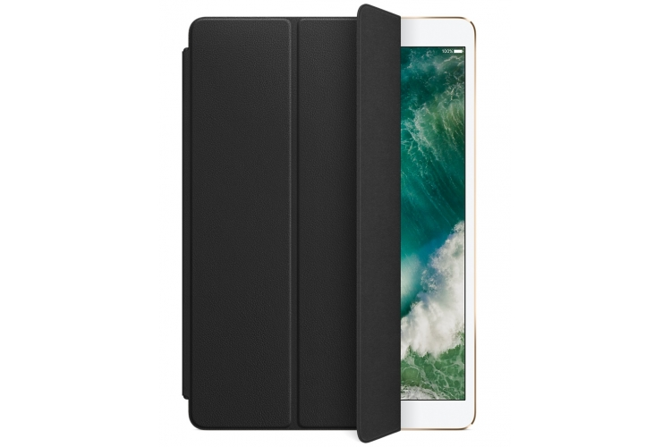 "Apple Leather Smart Cover iPad Pro 10.5"" Black"