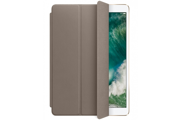 "Apple Leather Smart Cover iPad Pro 10.5"" Taupe"