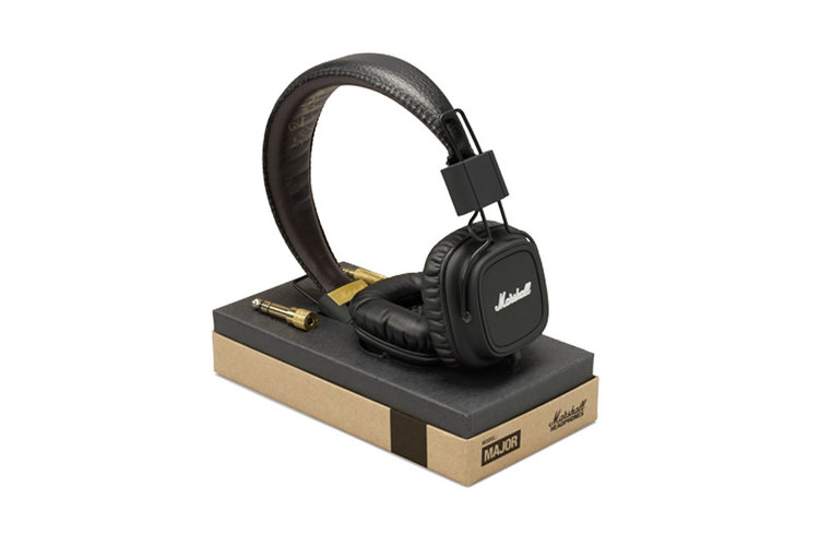 Marshall Headphones Major FX black