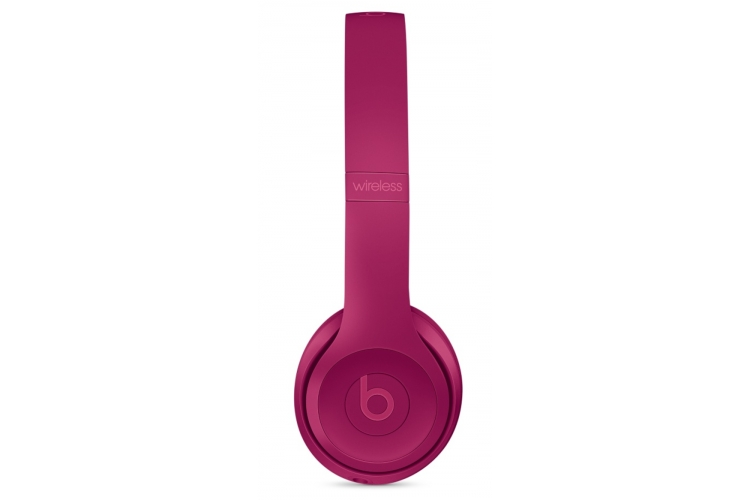 Beats by Dr.Dre Solo3 Wireless On-Ear Headphones Neighborhood Collection Brick Red