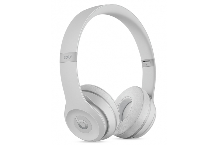 Beats by Dr.Dre Solo3 Wireless On-Ear Headphones Matte Silver