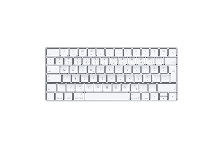 Apple Magic Keyboard Slovenská