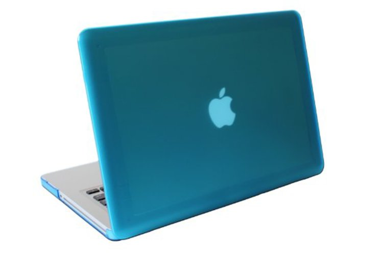 SeeThru Satin for MBP 13 Peacock