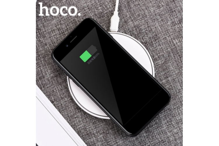 Hoco Qi Wireless Charging Pad Black