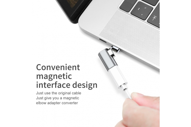 Baseus Mini Magnetic USB Type-C Charging Adapter