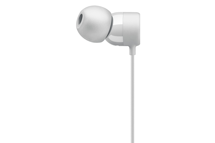 Beats by Dr.Dre urBeats3 Matte Silver with Lightning