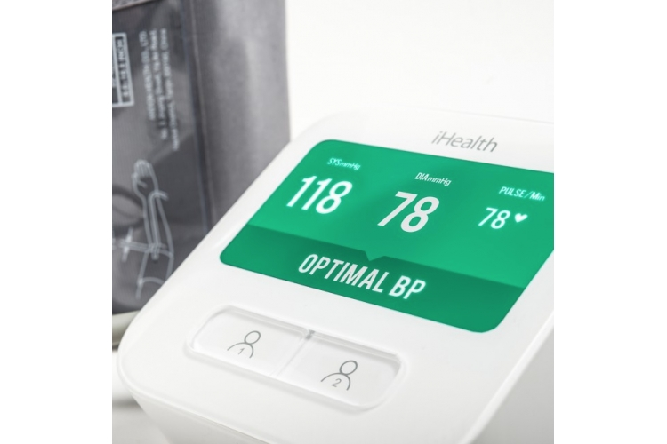 iHealth CLEAR BPM1 WiFi Blood Pressure Monitor