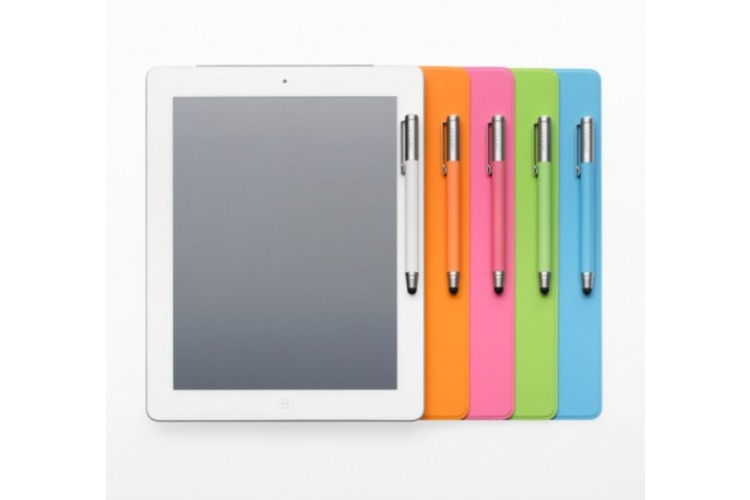 Bamboo Stylus for iPad orange