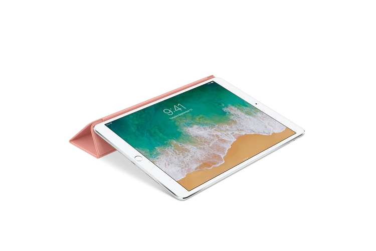 "Apple Leather Smart Cover iPad Pro 10.5"" Soft Pink"