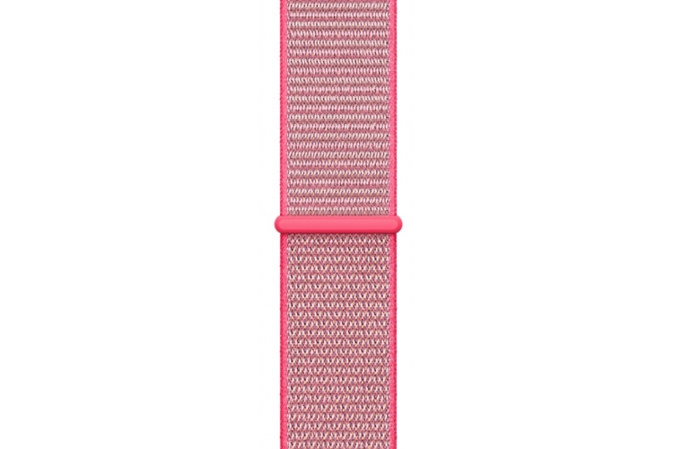 Apple 38mm Hot Pink Sport Loop
