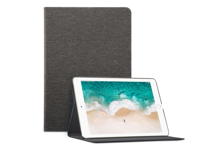 Sdesign Case with Pencil Holder for iPad Grey