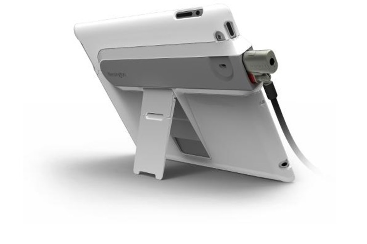 SecureBack Case 2-Way stand and Clicksafe Lock