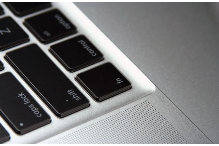 ClearGuard MacBook keyboard protector transparent