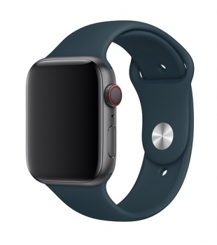 Apple 44mm Pacific Green Sport Band