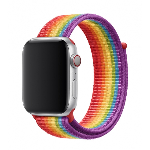 Apple 44mm Pride Edition Sport Loop