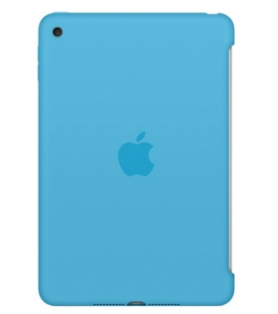 Apple iPad Mini 4 Silicone Case Blue