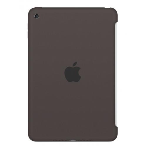 Výpredaj pre iPad iPad Mini 4 Silicone Case Cocoa  bd45430374c