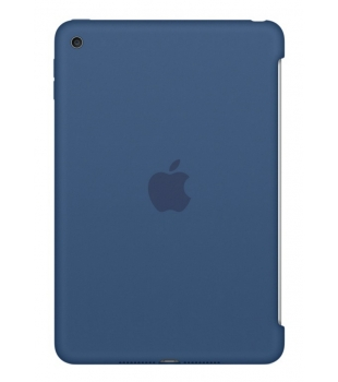 Apple iPad Mini 4 Silicone Case Ocean Blue