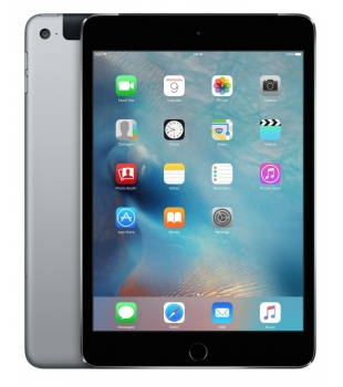 iPad mini 4 iPad mini 4 Wi-Fi + Cellular 128GB Space Gray  7eab58a3cef