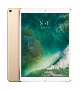"Apple iPad Pro 10.5"" Wi-Fi + Cellular 64GB Gold"