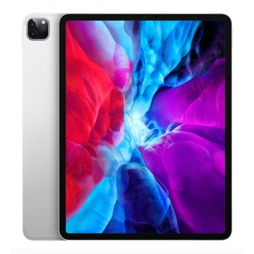 "Apple iPad Pro 12.9"" (2020) Wi-Fi + Cellular 1TB Silver"