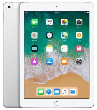 Apple iPad Študent Wi-Fi + Cellular 128GB Silver (2018)