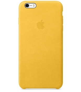 Výpredaj pre iPhone iPhone 6s Plus Leather Case Marigold  420e690265c